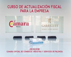 CURSO ACTUALIZACIÓN FISCAL PARA LA EMPRESA – COLABORA GARRIGUES