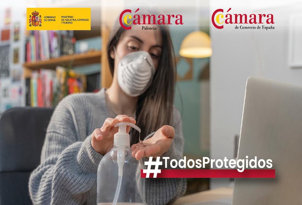 CAMPAÑA #TODOSPROTEGIDOS