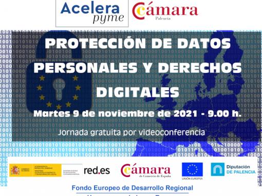 JORNADA PROTECCIÓN DE DATOS PERSONALES Y DERECHOS DIGITALES